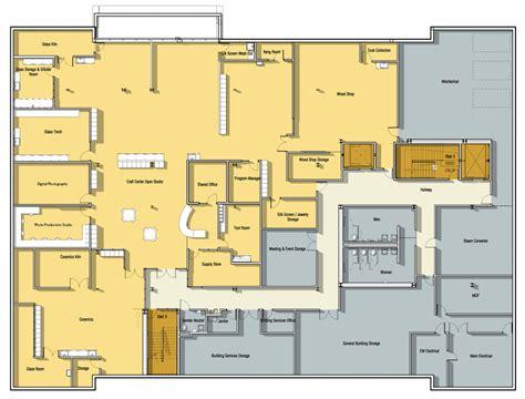 Floor Center by Hours Floor Plans Memorial Union Oregon State