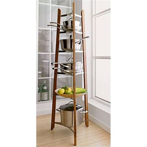 Standing Pot Rack Gallery Cookware Stands For Storing Pots And Pans The