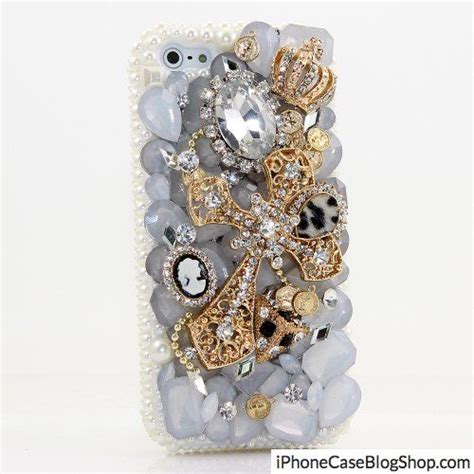 Luxury Fashion Rhinestone Crown Pearl Bling Casecassingcasing Iphone swarovski crystals iphone 6 cases and pearls on