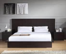 Stylish wood elite platform bed washington dc bhanchor