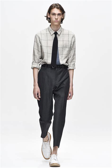 mens wear margaret howell 2017 menswear collection vogue