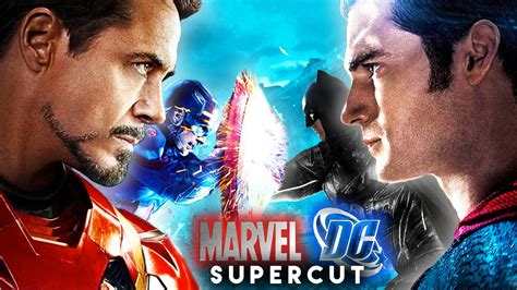 marvel trailer tv and news marvel vs dc trailer the