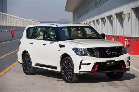 nissan patrol nismo grey nissan patrol nismo announced for middle east