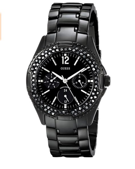 Black Guess guess s black reviews in watches chickadvisor
