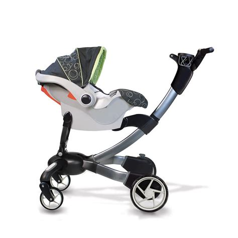 The Origami Stroller - origami graco car seat adaptor