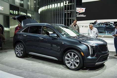 2019 Cadillac St4 by 2019 Cadillac Xt4 To Offer Heated And Ventilated Seats