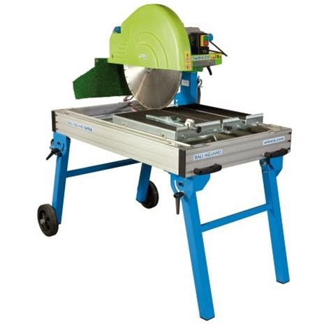 bench tile cutter bench brick saw 20 quot 230v elect bali 500 simasa co uk
