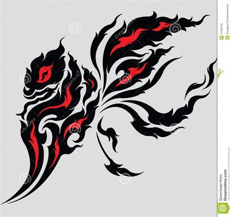 oriental tribal tattoos style designs
