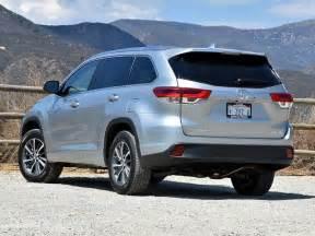 Highlander Toyota Report 2017 Toyota Highlander Ny Daily News