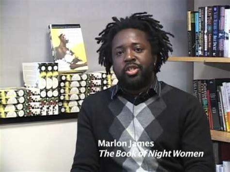 Marlon James The Book Of Night Women 9781594488573