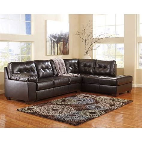 ashley 2 piece sectional rent to own ashley 2 piece sectional sofa alliston