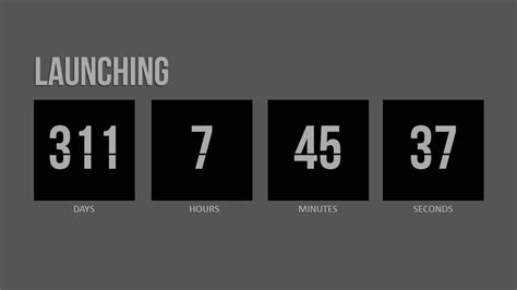 powerpoint countdown timer template dynamic time add in for clock calendar counter and countdown