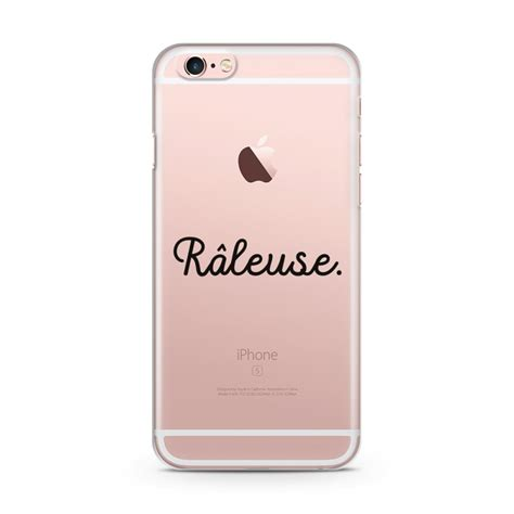 coque iphone 6 et 6s r 226 leuse