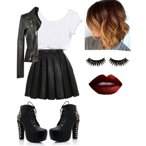 Fashion Advice How To Dress Like A Rock by Badass Created By Niallsprincessdirectioner