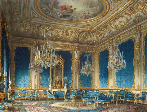 Blue Drawing Room by Classical Iconoclast December 2012