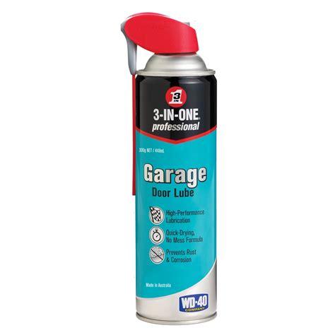3 In One Professional Garage Door Lube 300g Bunnings Lube Garage Door