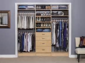 small closet organization ideas from closet design pros