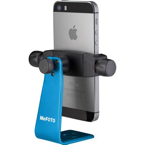 Tripod Smartphone mefoto sidekick360 smartphone tripod adapter blue