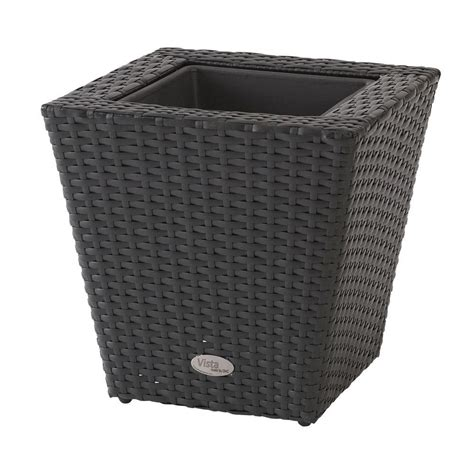 Chippendale Square Planter by Dmc Chippendale 18 In Square Wood Planter 70209