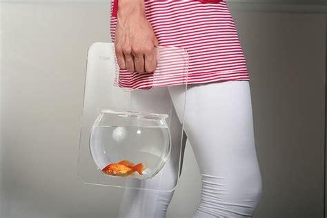 aquarium design by michael portable aquarium fish bowl model by michael shabtiali