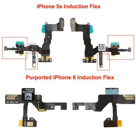 Flexibel On Proxymity Flash Iphone 6 6g nouvelles pi 232 ces d 233 tach 233 es de l iphone 6 en images appsystem