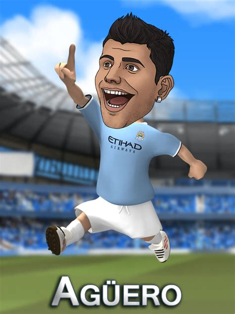 Playmaker Manchester City manchester city fc powershot challenge the official