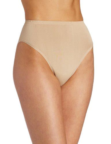 vanity fair s seamless strata hi cut 13211