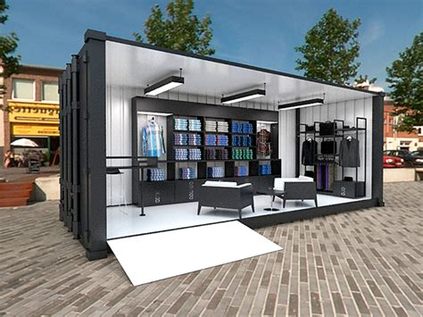 House Design Layout 3d by Ben Sherman Container Store On Behance