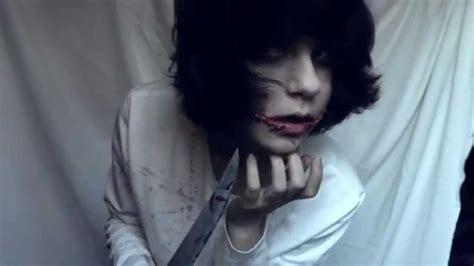 makeup tutorial jeff the killer jeff the killer make up tutorial youtube