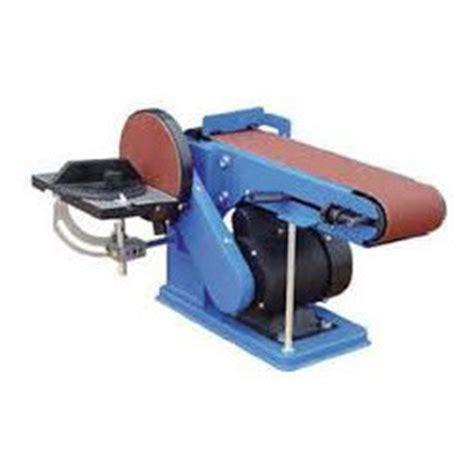 belt sander machine view specifications details