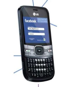 Handphone Lg Gw305 review and spec lg gw305 new gadget handphone laptop