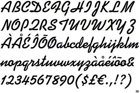 swing font identifont swing bold mecanorma
