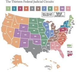 187 courts of appeal circuit map otb journal of