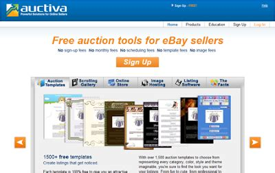 7 Great Sites To Get Beautiful Free Ebay Auction Templates Web Cool Tips Free Templates For Ebay Auctions