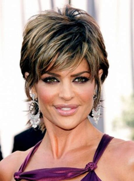 shaggy bobs for over 50 short shaggy hairstyles for women over 50