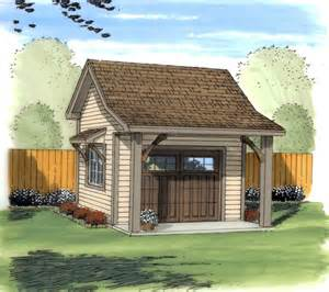 Shed With Porch Plans Free by Martha Shed With Covered Porch Plan 125d 4500 House