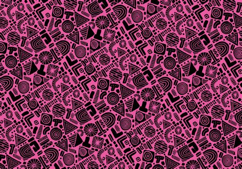 abstract shape pattern vector abstract shapes seamless vector pattern download free