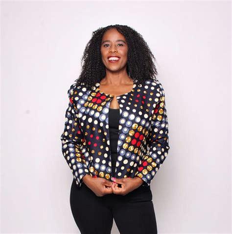 ankira blaizers 20 stylish african print ankara jackets la passion vo 251 t 233 e