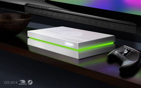machine console steam machine console by ibuypower to rival ps4 xbox one