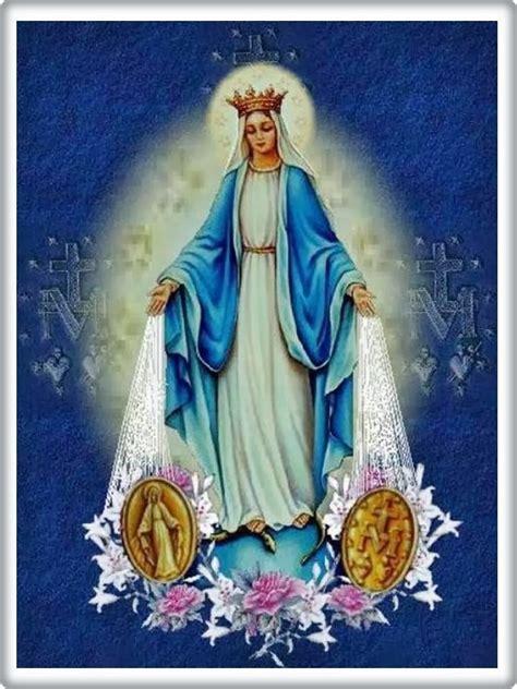 Imagen Virgen Maria De La Medalla Milagrosa | 174 santoral cat 243 lico 174 im 193 genes de la virgen mar 205 a de la