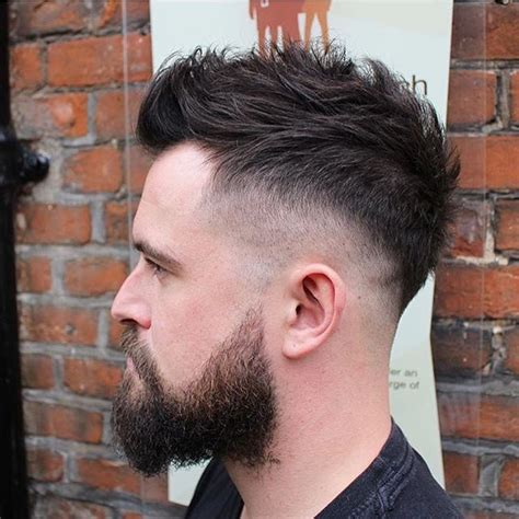 blended mens haircut 6142 best the barbershop images on pinterest hairstyles