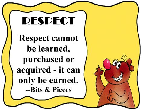 23 best respect quotes for kids images on pinterest respect quotes for students quotesgram