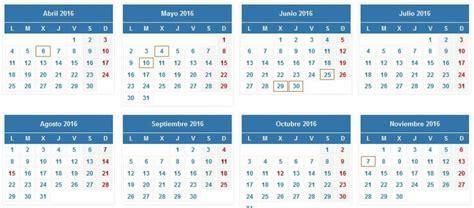 Calendario Renta 2015 El Calendario De La Renta 2015 191 Qu 233 Fechas Debes Marcar