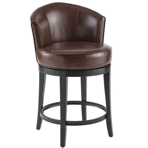 Isaac Swivel Counter Stool isaac swivel counterstool saddle pier 1 imports