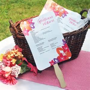 10 chic ideas for a summer wedding theme