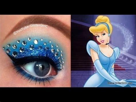 tutorial makeup princess princess cinderella makeup tutorial glittergirlc video