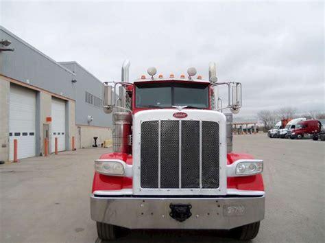 semi truck sleeper 2011 peterbilt 388 sleeper truck for sale 269 712 miles