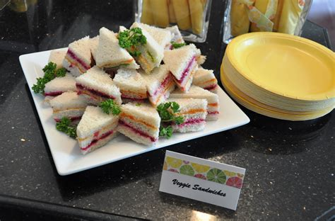 Tea Sandwiches For Baby Shower by Baby Shower Sandwiches Wedding