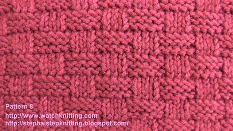 free patterns to knit basic knitting stitches knitting