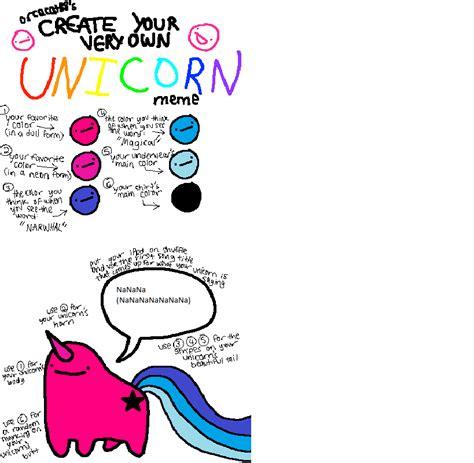 Unicorn Meme - unicorn meme by frerardmcr88 on deviantart